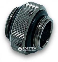 Фитинг EKWB EK-AF Extender 6 мм M-M G1/4 Black Nickel (3831109846285)