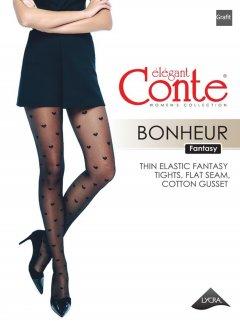Колготки Conte Ce Fantasy Bonheur 20 Den 2 р Grafit (4810226504055)