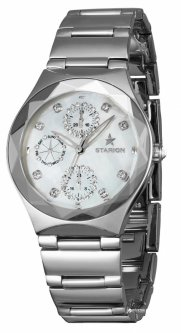 Женские часы STARION J033H.01 S/White MOP B