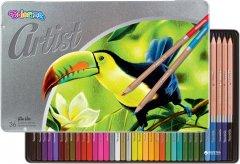 Карандаши цветные Artist Colorino 36 шт 36 цветов (83270PTR) (5907690883263)