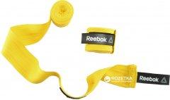 Бинты боксерские Reebok Combat 132 см Желтые (RSCB-11155YL)