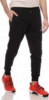 Спортивные брюки New Balance Essentials Stacked Logo MP91550BK M Черные (191902629625)