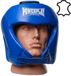 Боксерский шлем PowerPlay 3049 XL Синий (PP_3049_XL_Blue)