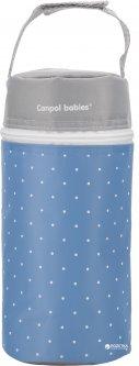 Термосумка для бутылочки Canpol Babies (69/009 Голубой) (5903407690034)