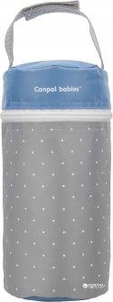 Термосумка для бутылочки Canpol Babies (69/009 Серо-голубой) (5903407690094)