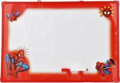 Детская доска магнитно-маркерная большая Финекс Плюс Человек-паук (33973759) (ДР0432)