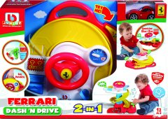 Игровой набор Bb Junior Ferrari Dash 'N Drive (16-88803)