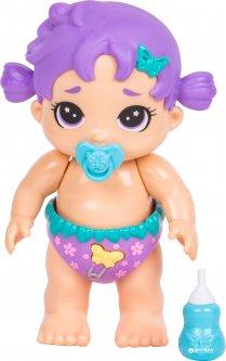 Интерактивная куколка Moose Bizzy bubs Polly Petals ходит 15 см (0630996284698) (28469)