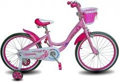 """Детский велосипед Crossride Vogue and Classic 16"""" 9"""" Розовый (0451)"""