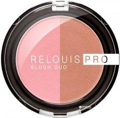 Румяна Relouis Pro Blush Duo тон 205 (4810438019675)