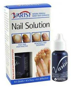 Противогрибковые капли для ногтей Varisi Nail Solution 15 мл (813009000014)