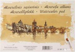 Склейка для акварели Smiltainis Gold А3 200 г/м2 20 листов (4770644484929)
