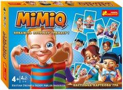 Настольная карточная игра Ranok-Creative Mimiq (укр) (19120055У) (4823076142285)