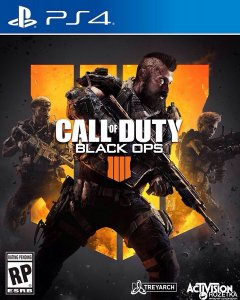 Игра Call of Duty: Black Ops 4 для PS4 (Blu-ray диск, Russian version)