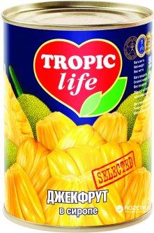 Джекфрут в сиропе Tropic Life 580 мл (4820086921886)