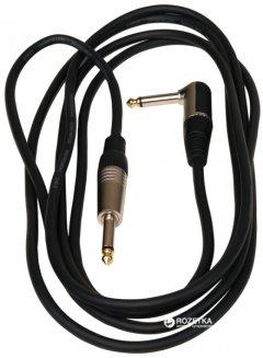 Инструментальный кабель RockCable RCL30253 D6 3 м Black (RCL30253 D6)