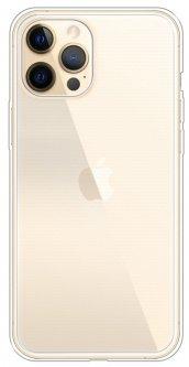 Панель GlobalCase TPU Extra Slim для Apple iPhone 12 Pro Max Transparent (1283126507564)