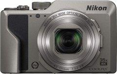 Фотоаппарат Nikon Coolpix A1000 Silver (VQA081EA) Официальная гарантия!
