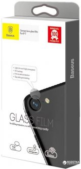 Защитное стекло Baseus Camera Lens Glass Film для Apple iPhone 7/8 (SGAPIPH7-JT02)