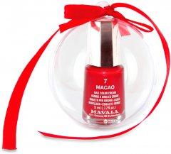 Лак для ногтей Mavala в подарочной упаковке 7 Macao 5 мл (7618900913202)