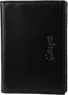 Мужская кожаная обложка для водительских прав Karya SHI096-1 Черная (2900000132948)