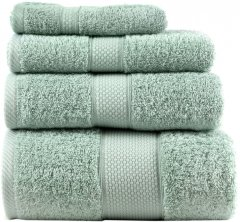 Махровое полотенце Arya Miranda Soft 70х140 см Мятное (TR1002479)