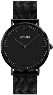 Мужские часы Skmei 1181 Black BOX (1181BOXBK)