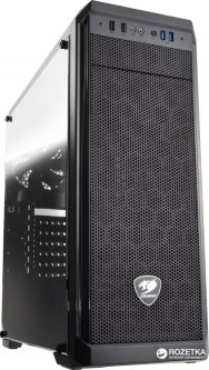 Корпус Cougar MX330-G Black