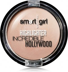 Хайлайтер BelorDesign Smart girl Incredible Hollywood 02 жемчужно-розовый 7.3 г (4810156045994)