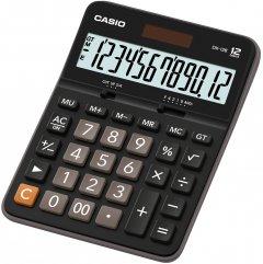Калькулятор Casio 12 разрядный 129х175.5х33.2 (DX-12B-W-EC)