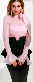 Блузка Gepur 32439 S (44) Розовая (5000012051804)