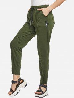 Спортивные брюки ISSA PLUS 9979 S Хаки (2000257925246)