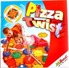 Настольная игра JoyBand Твистер Пицца (17800) (4897021193745)