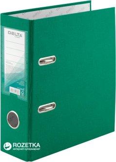 Папка-регистратор Delta by Axent A5 75 мм Зеленая (D1718-04C)
