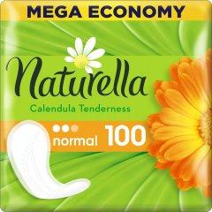 Ежедневные гигиенические прокладки Naturella Мягкость календулы Normal 100 шт (8001090603722)