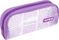 Пенал Kite Education 1 отделение Фиолетовый (k20-693-3)