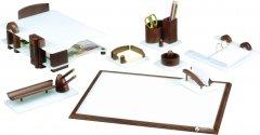Набор настольный 8 предметов Cabinet Черный (O36598)
