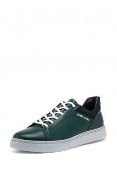 Кеди Broni Кс9-12 43 28,5 см Темно-зелені