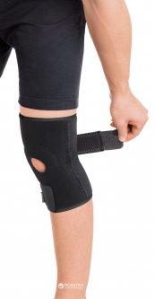 Бандаж для коленного сустава неопреновый Торос-Груп наколенник Тип-517-1 Black (4820114089595)