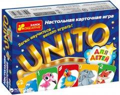 Настольная игра Ranok-Creative Унито (12170008Р) (4823076137526)