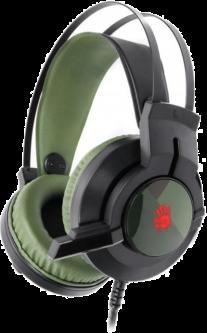Наушники Bloody J437 Army Green