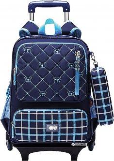 Рюкзак школьный Сool For School Trolley с пеналом 42x30x15 см 19 л (CF86209)