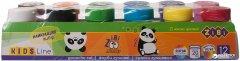 Краски гуашевые ZiBi Kids Line 12 цветов 20 мл (ZB.6658)