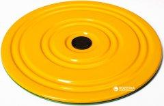 Напольный диск для фитнеса Onhillsport Грация Желто-Зеленый (OS-0701-2)