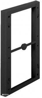 Рамная прокладка для гардеробного лифта Hafele 20 мм пластик Черный (805.20.378)