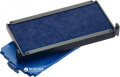 Подушка сменная для самонаборного штампа Trodat Текст/4/укр (6/4912 синя)
