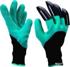 Садовые перчатки Garden Gloves с пластиковыми наконечниками (2000000045382)