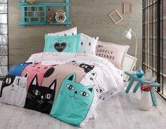 Комплект постельного белья Pretty 7543 200х220 (2000000221250)