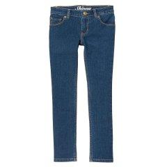 Джинси Crazy8 для дівчаток сині Skinny 102-108