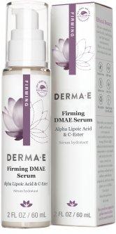 Сыворотка Derma E с ДМАЭ липоевой кислотой и витамином С для упругости кожи 60 мл (030985041255)